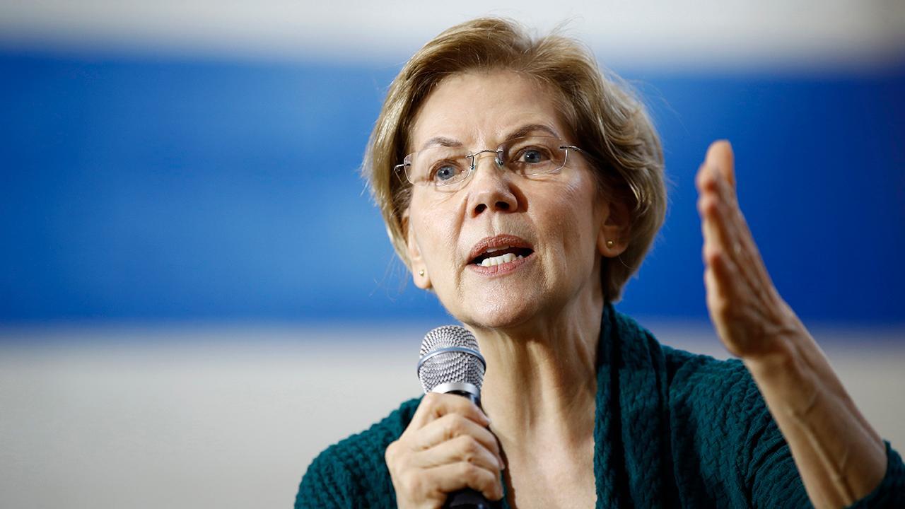 Westlake Legal Group 694940094001_6126394337001_6126394413001-vs Elizabeth Warren wins endorsement of Des Moines Register, Iowa's top newspaper fox-news/us/us-regions/midwest/iowa fox-news/politics/2020-presidential-election fox-news/person/elizabeth-warren fox news fnc/politics fnc article Adam Shaw 0ed33403-aa39-5645-9831-7d3e3a735255