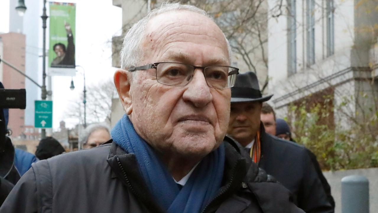 Alan Dershowitz discusses the battle over calling witnesses in the ongoing impeachment battle.