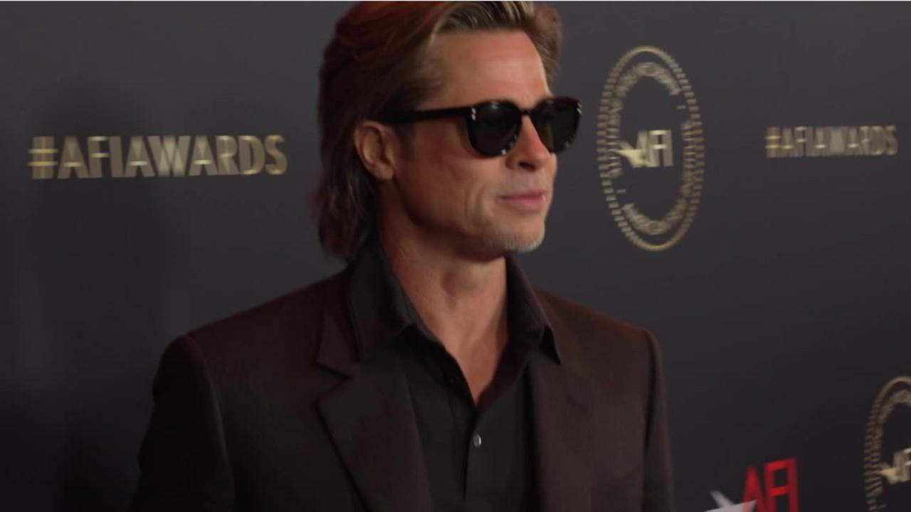 Brad Pitt's dating history includes a long list of actresses