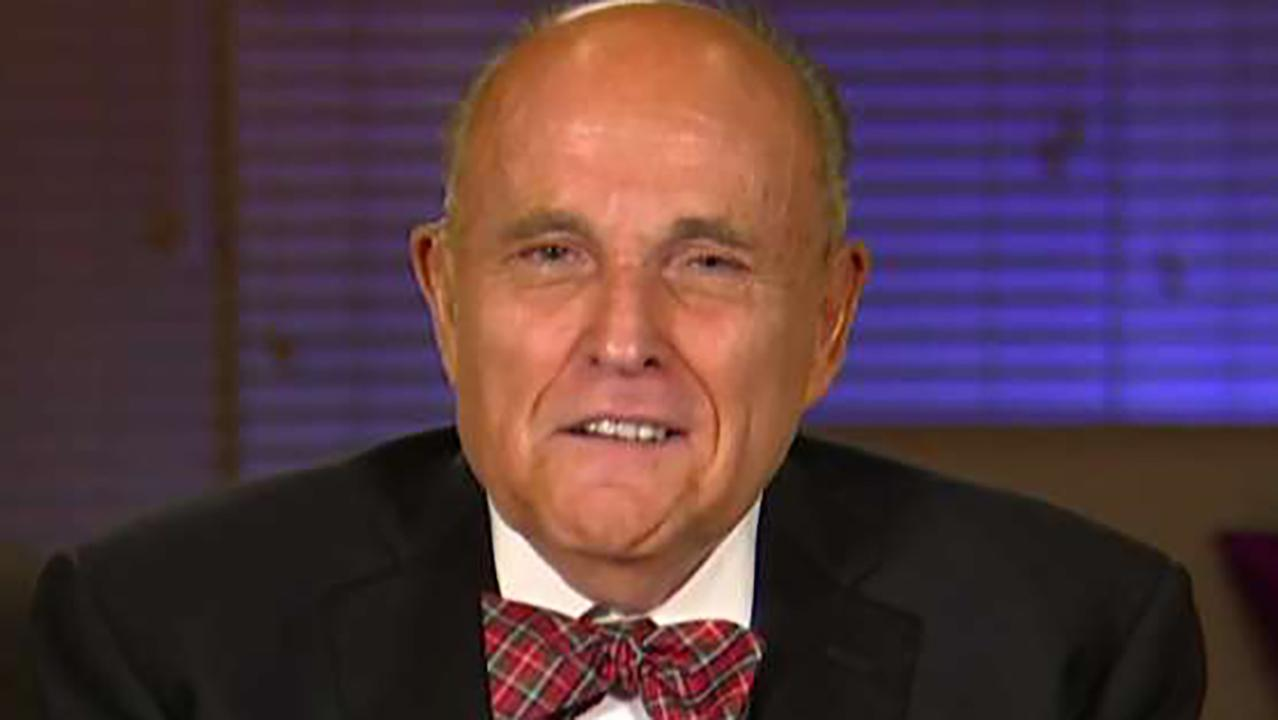 Rudy Giuliani calls Nadler a 'hack Democrat' covering up for a 'crook' Biden over Ukraine allegations