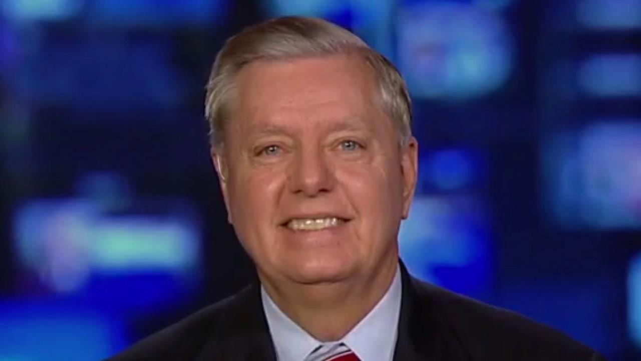 Sen. Graham on impeachment trial: I think Trump will get acquitted