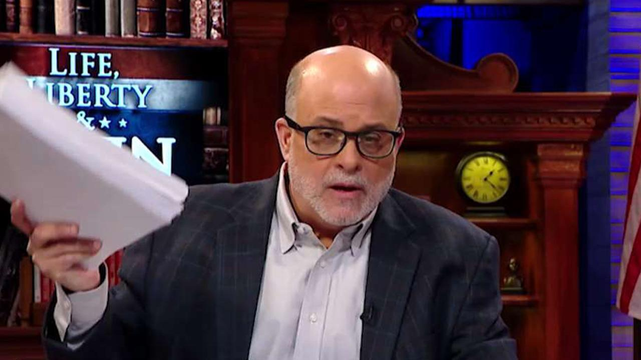 Mark Levin says Democrats' impeachment case has been an embarrassment