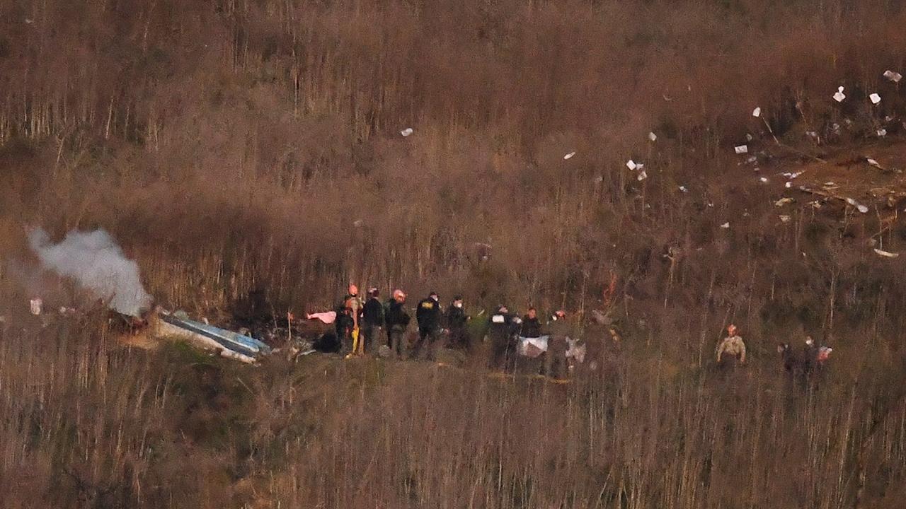 Audio Kobe Bryant kecelakaan helikopter ditangkap pada Sarang kamera