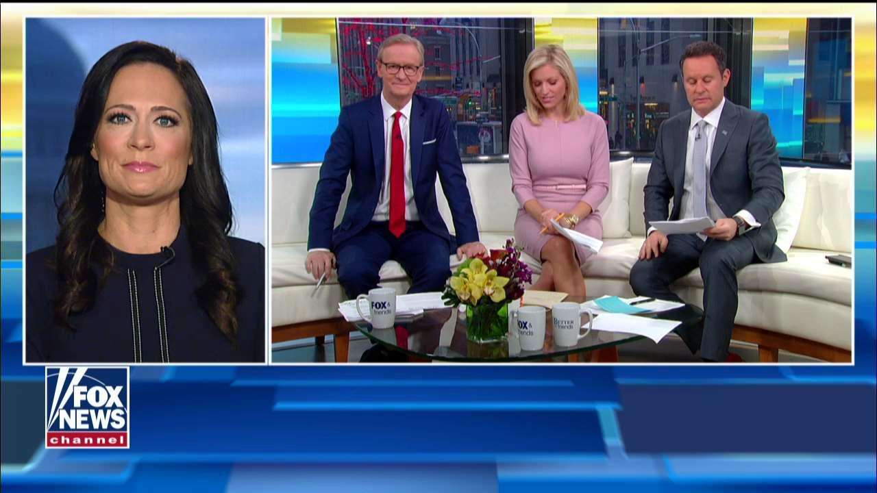 Stephanie Grisham: Timing of John Bolton's claims are 'very suspect'
