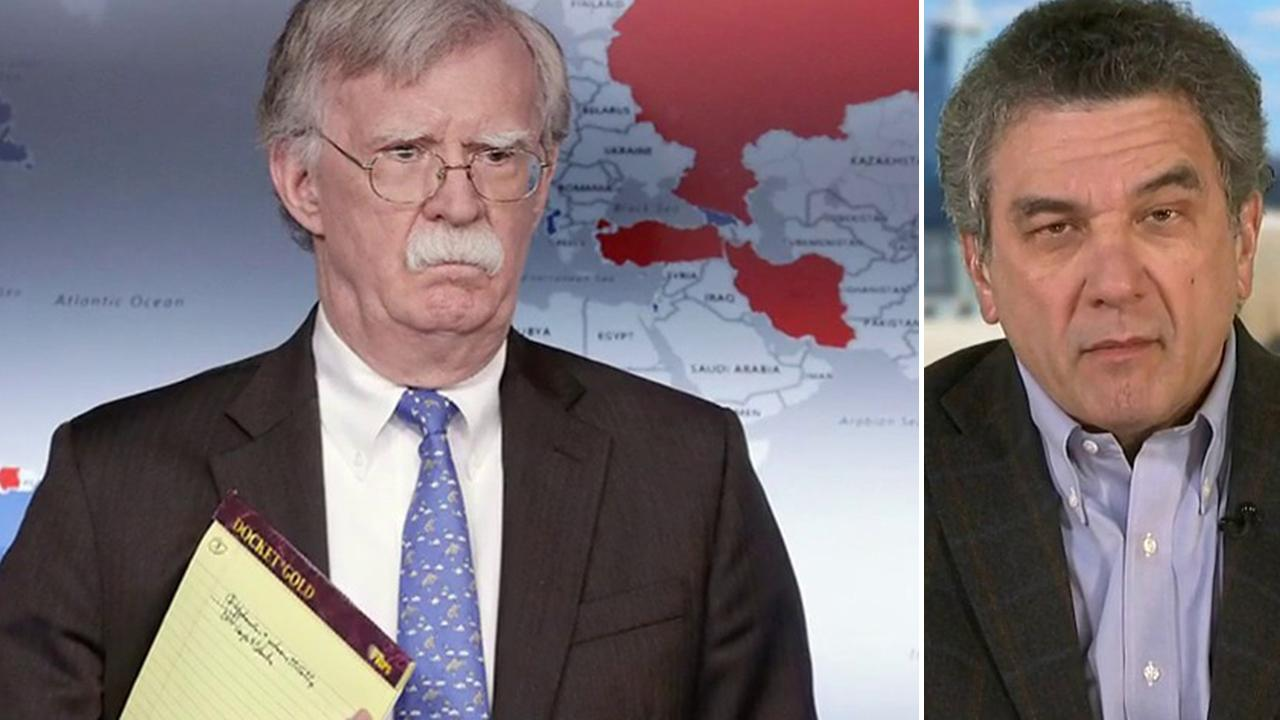 Sol Wisenberg: John Bolton's testimony is relevant if you think facts are relevant