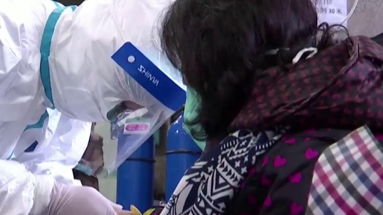 5th case of coronavirus confirmed in the US as China announces dramatic jump in numbers of patients affected