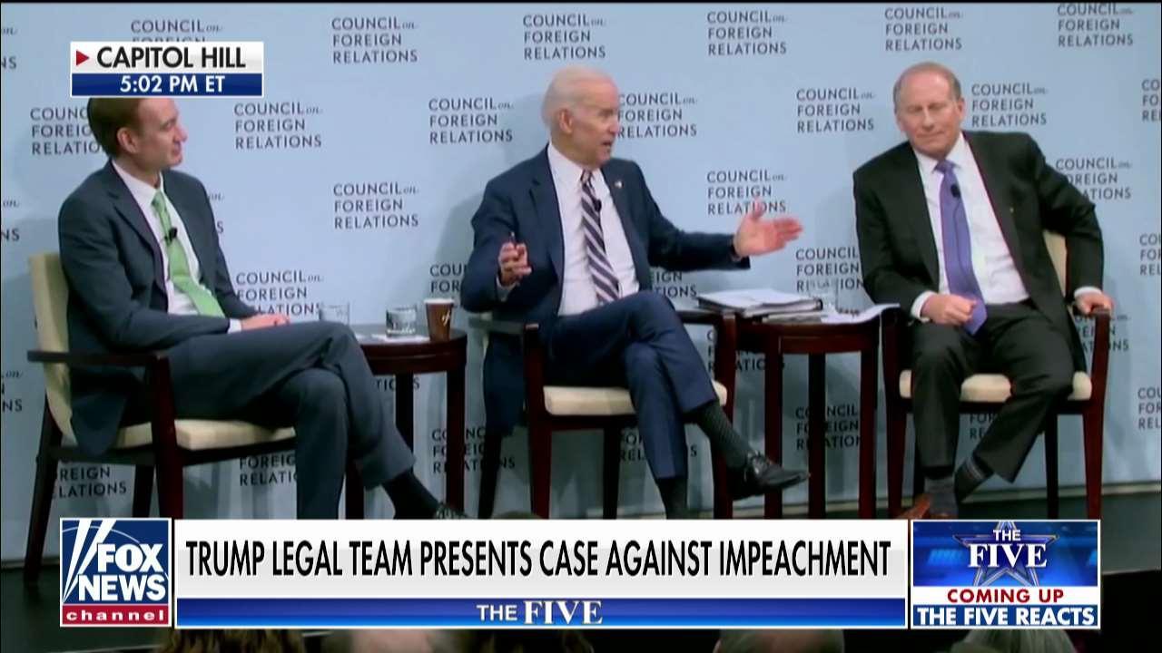 Pam Bondi: Biden 'bragged' about firing of Ukraine prosecutor investigating Burisma, Hunter Biden case not 'debunked'