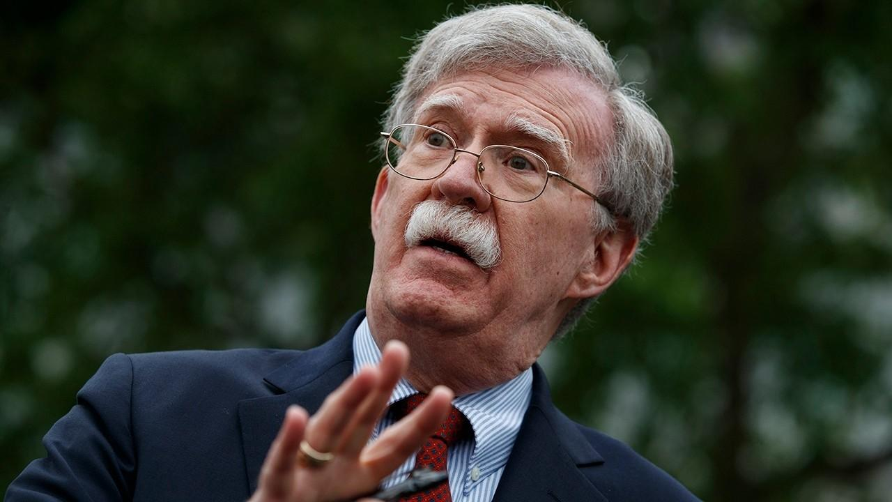 DOJ says NYT report 'grossly' mischaracterizes Bolton talks with Trump on Ukraine