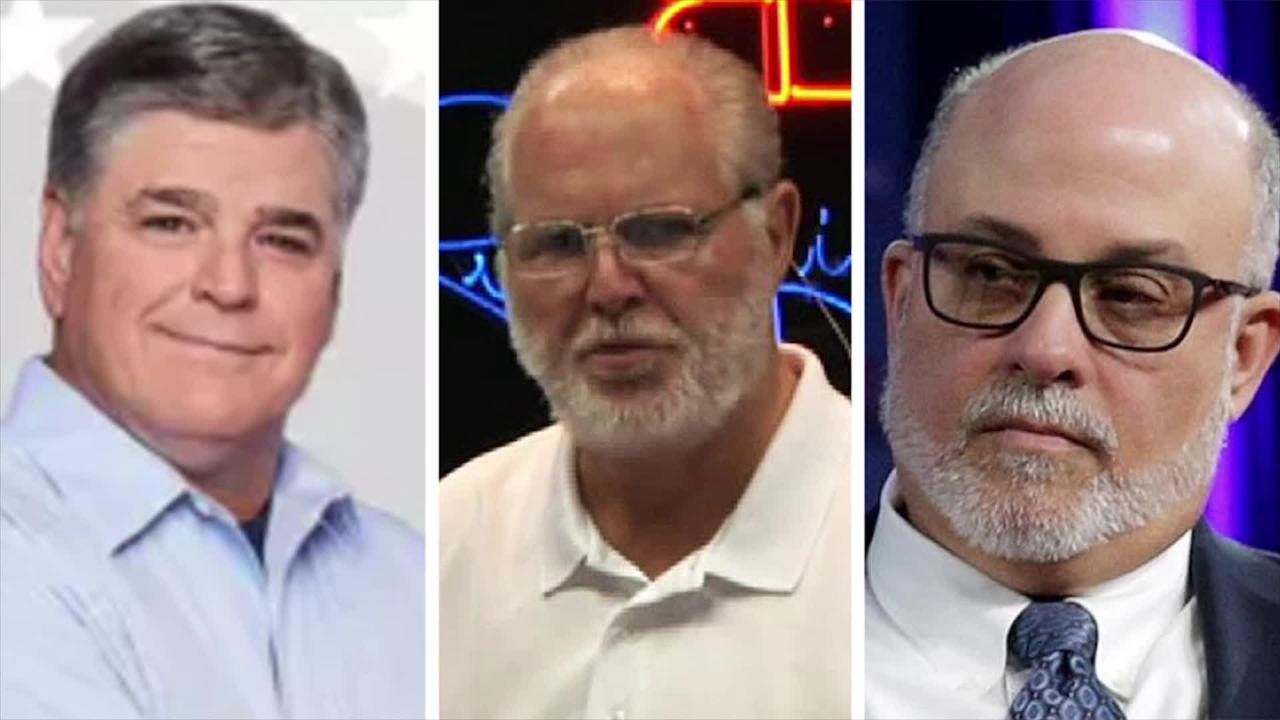 Mark Levin on Rush Limbaugh's cancer diagnosis: He'll fight like hell