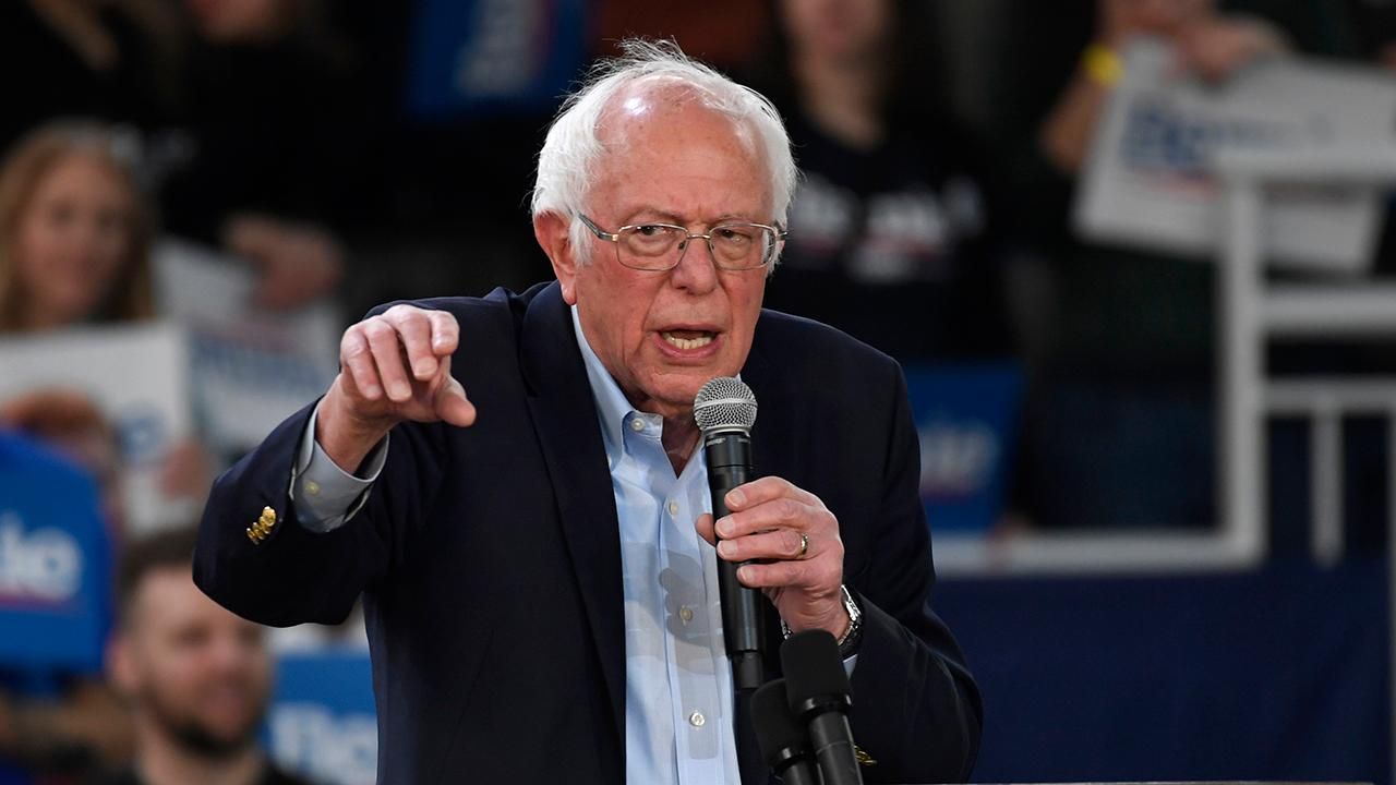 Sanders congratulates Biden on SC victory: You can't win them all
