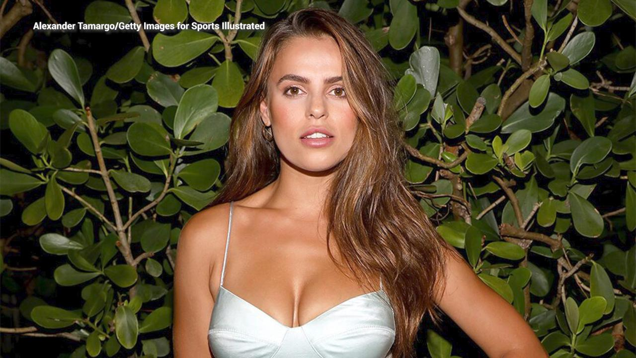 SI Swimsuit model Brooks Nader says she ate 'chicken tenders and French fries' the weekend before her shoot