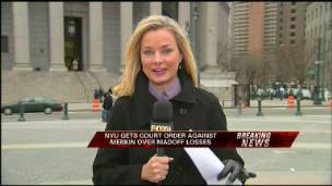 NYU Sues Fund Exec Over Madoff Losses