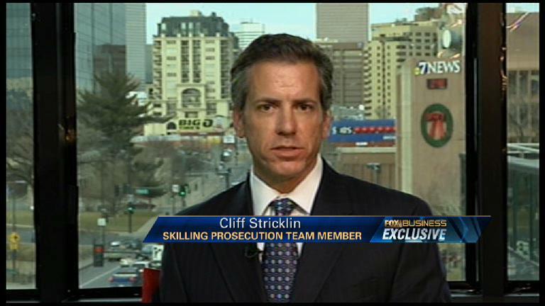 Enron's Skilling Sentence Re-Ordered