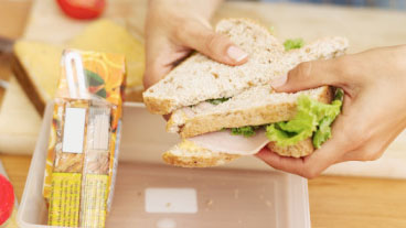 Healthy Lunches for Under $5