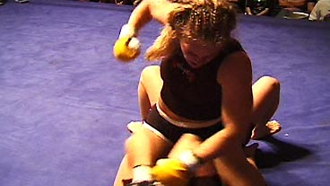 Building Women's MMA