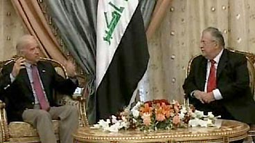 Biden in Baghdad