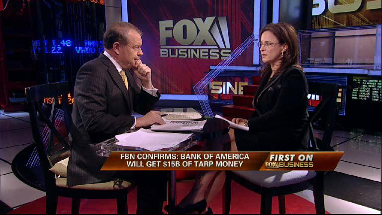 BofA to Receive Billions More of Gov't Aid