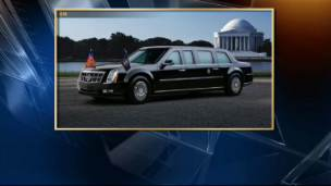 President-Elect to Ride in High-Tech Caddy