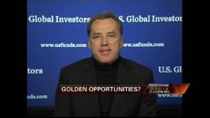 Why Gold's a Golden Opportunity