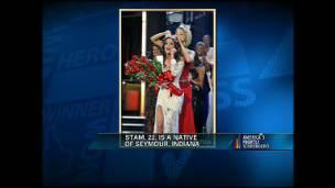 Here she is, Miss America