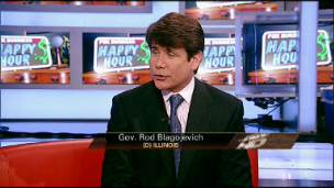 Blago to FBN: I'm not Throwing in the Towel