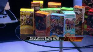 Thin Mints Shed Weight