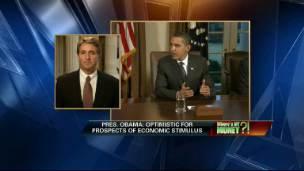 Congressman: Whole Lot of 'Pork' in Stimulus