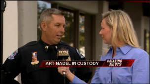 Fund Manager Art Nadel Surrenders in Florida