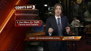 Big 3: Marx on TARP