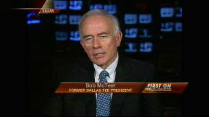 Fmr. Fed Pres: Fed Buying Creates Money