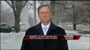 Google CEO: If Stimulus Passes, We'll Hire