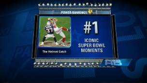 Power Rankings: Iconic Super Bowl Moments