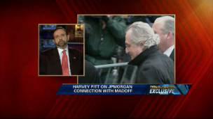 Harvey Pitt Talks Madoff Scandal