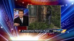 Cavuto's Capper: A Positive Postal Plan