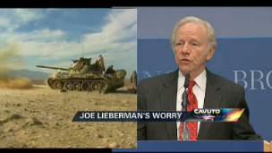 Lieberman on Afghanistan