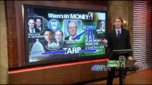Where's Your Money? Ask John Snow?