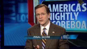 Final Score: The Stimulus Plan
