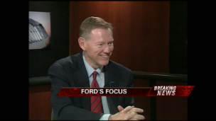Ford CEO: Stimulus Will Turn Economy Around