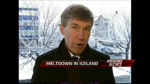 Political Meltdown in Iceland