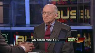 $800 Billion Stimulus: Unaffordable Mistake?