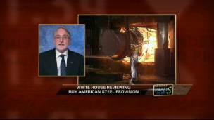 Steel Union Strikes Hit Europe