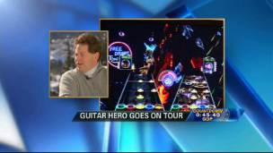 Guitar Hero Goes on Tour