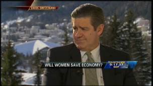 Will Women Save the Economy?