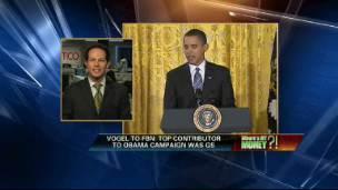 President Obama: Wall Street Hypocrite?