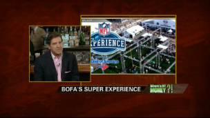 Bailed Out BofA Funds Super Bowl Bash