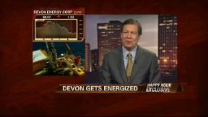 Devon CEO Explaining Gas Prices