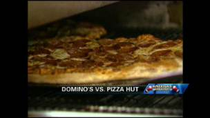 Domino's vs Pizza Hut