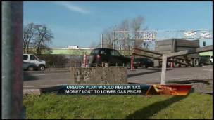 Oregon Tests New Driving Tax