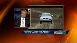 Volkswagen CEO: No Interest in Detroit 3