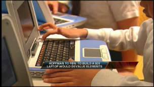 India Unveils $20 Laptop